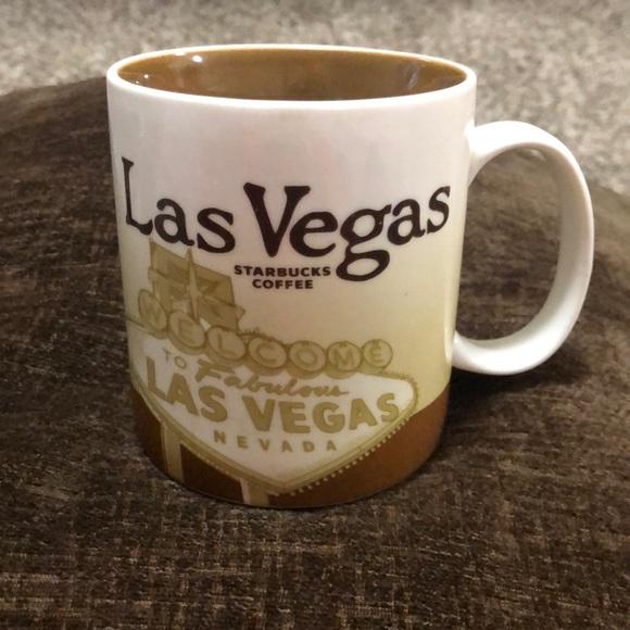 Starbucks Las Vegas mug